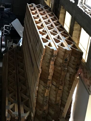 FLOOR TRUSSES - 15ft Long - 12 Inches - Comes complete 2x4  in milwaukee 53218