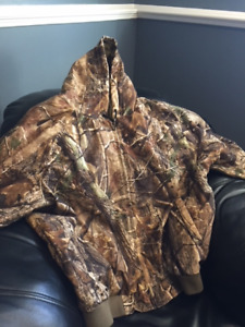 Mens Realtree Coat XXL