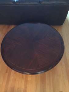 Round Coffee Table - Lakewood