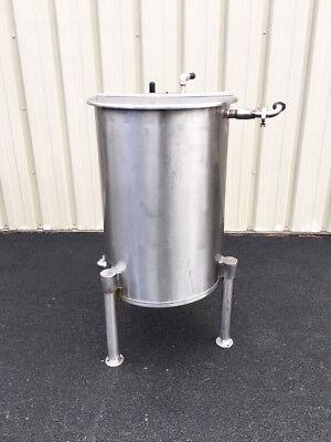 50 Gallon Stainless Steel Tank Food Grade
