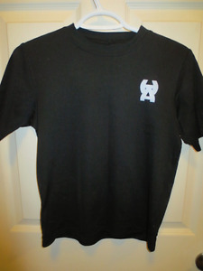 Women's Scooped Neck T-Shirts, Size XS-S, FREE