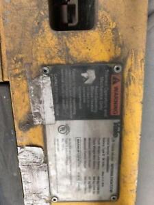 Yale MPE060LE Electric Pallet Jack