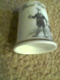 DAVID COPPERFIELD collectable thimble