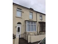NO DEPOSIT REQUIRED... 3 BEDROOM TERRACE ON CHESTER ROAD TUEBROOK L6.
