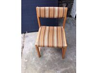 Three Retro Chairs for Sell!