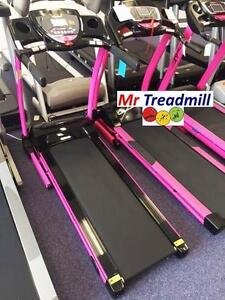 X3 BREAKFREE CARDIO TREADMILL | Mr Treadmill Geebung Brisbane North East Preview