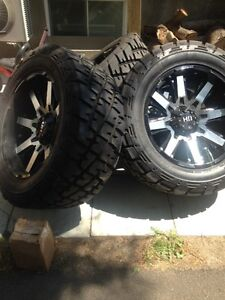 """Mag Roues Jantes 20"""" x 10.0"""" Ford F-150"""