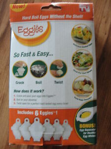 NEW eggies Peterborough Peterborough Area image 2