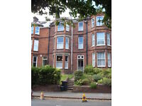 lovely room in spacious Victorian house in city centre