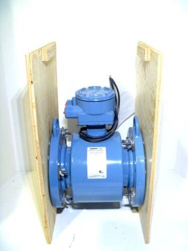 "4"" Rosemount 8705 TPE 040P1W0D1Q4NAF0312 150# Magnetic Flow Meter 2012 NIB 053A"
