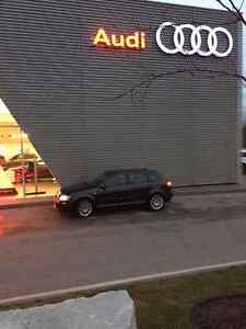 2008 Audi A3 Hatchback Turbo Leather 2 Sunroofs