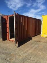20FT 2nd Hand Container - Shelving, Lights & Power Rockhampton Rockhampton City Preview