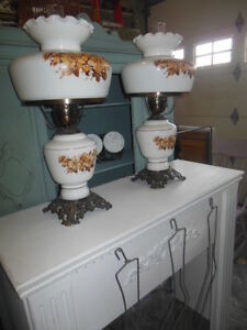 vintage hurricane lamps London Ontario image 10