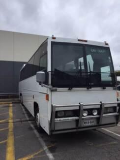 Bus - 1992 Austral Hi Deck coach