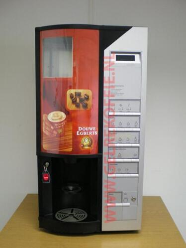 Douwe egberts koffieautomaat koffiemachine gallery 210 for Koffiemachine de