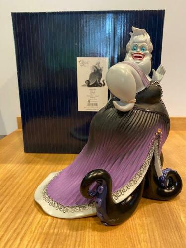 Disney Showcase Couture De Force Ursula Sea Witch #4055791 Little Mermaid NIB