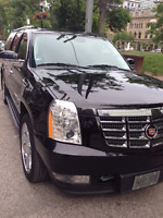 Cadillac Escalade Limo for Prom..!!