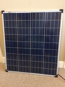 Coleman 80W Solar Panel