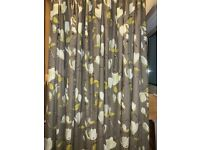 Curtains - from John Lewis, beautiful, very large