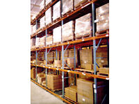 Centrally Based Pallet Warehouse