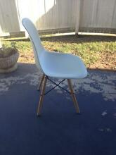 2 white dining chairs or desk chair Coorparoo Brisbane South East Preview
