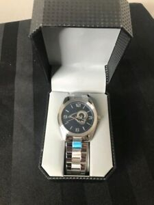 OFFICIAL GAME TIME ELITE NFL MEN'S WATCH St Louis Rams Stainless
