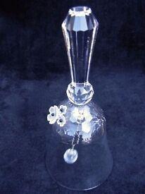 Swarovski Crystal Medium Table Bell