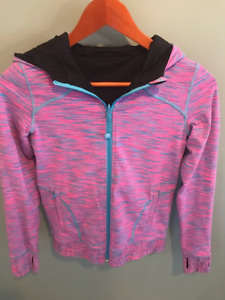 Girls Reversible Iviva Jacket/Hoodie