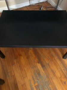 BRAND NEW IKEA COFFEE TABLE- LACK  - Black
