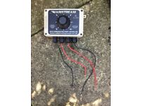 Varistream pump controller - used for reach and wash window cleaning - good working order £30