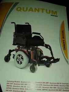 Quantum 600 Series Power Chair