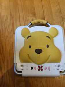 Winnie-the-Pooh LCD TV (Disney) - great for kids!