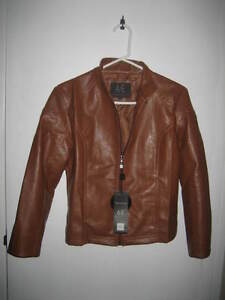 Woman's Supple Leather Jacket