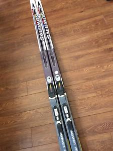 Skis de fond - Style Skate - Salomon Elite 8