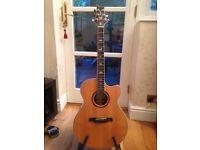 PRS Angelus Custom Acoustic Guitar