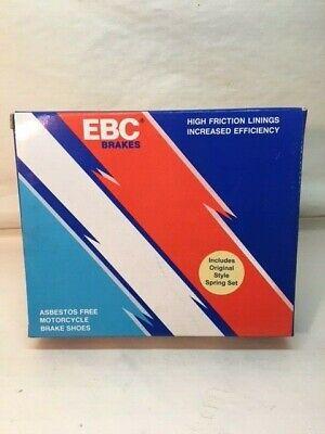 EBC - 316 - Standard Brake Shoes - Honda