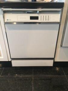 jennair dishwasher white great condition