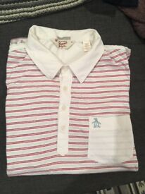 Penguin Men's Polo Shirts (x5) and Jumpers (x2)
