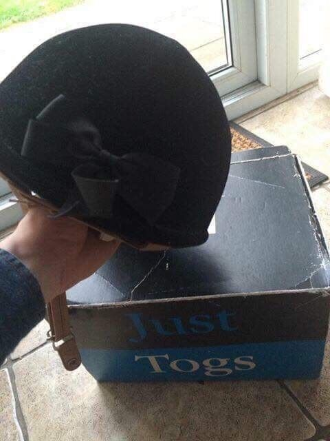 Togs horse riding hat