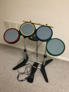 XBOX360 RockBand drum kit (Brampton, $40)