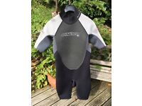 Shorty Mens Wet Suit