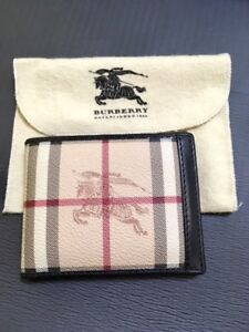 Authentic gently used Burberry wallet