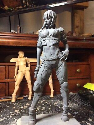 Spectrestudios Statue Ghost In The Shell Resin Figure Major Scarlett Johansson