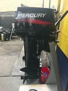 30hp Mercury Outboard Motor S2396 Southport Gold Coast City Preview