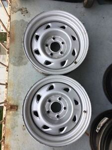 2 roues 15x7