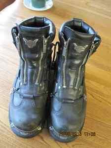 HARLEY DAVIDSON BOOTS Size 9 1/2 Men's