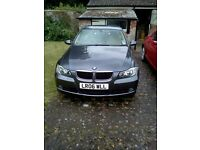 BMW 3 Series 4 door saloon, petrol, 2.0, 2006