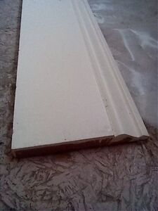 Primed MDF Moulding 1.00/ln ft obo