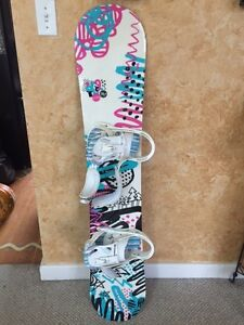 K2 137cm Snowboard in Great Condition!