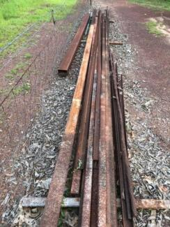 rail line sections